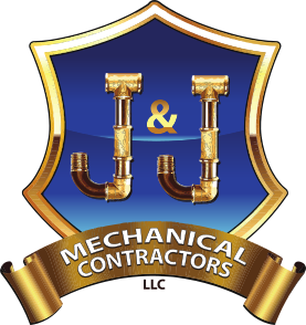J and J Mechanical Contractors Logo